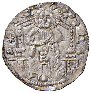 reverse: Venezia. Antonio Venier (1382-1400). Grosso AG gr. 1,88. Paolucci 2. Migliore di SPL