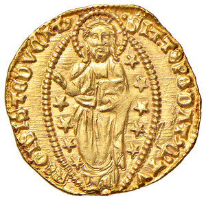 reverse: Venezia. Tomaso Mocenigo (1414-1423). Ducato AV gr. 3,56. Paolucci 1. Più di SPL
