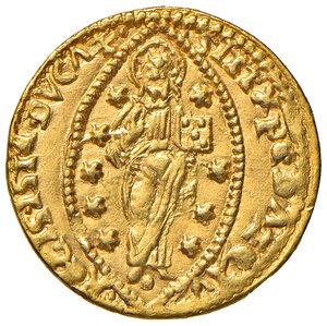reverse: Venezia. Andrea Gritti (1523-1538). Ducato AV gr. 3,49. Paolucci 1. Migliore di SPL
