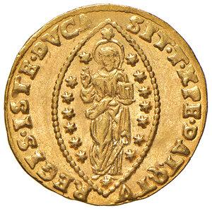 reverse: Venezia. Francesco Morosini (1688-1694). Zecchino AV gr. 3,50. Paolucci 4. Migliore di SPL