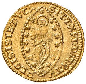 reverse: Venezia. Alvise II Mocenigo (1700-1709). Zecchino AV gr. 3,50. Paolucci 2. SPL-FDC