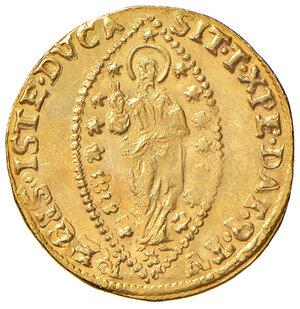 reverse: Venezia. Alvise II Mocenigo (1700-1709). Zecchino AV gr. 3,50. Paolucci 2.  q.SPL