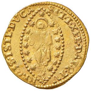 reverse: Venezia. Carlo Ruzzini (1732-1735). Zecchino AV gr. 3,50. Paolucci 2. Migliore di SPL