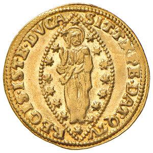 reverse: Venezia. Francesco Loredan (1752-1762). Zecchino AV gr. 3,50. Paolucci 5. SPL/Migliore di SPL