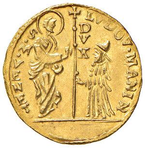 obverse: Venezia. Ludovico Manin (1789-1797). Zecchino AV gr. 3,47. Paolucci 14. SPL/q.SPL
