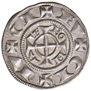 reverse: Verona. Emissioni comunali sec. XIII (1220-1280). Grosso da 20 denari AG gr. 1,66. CNV, VR 28d. MEC 12, 1405 (Ezzelino da Romano). SPL