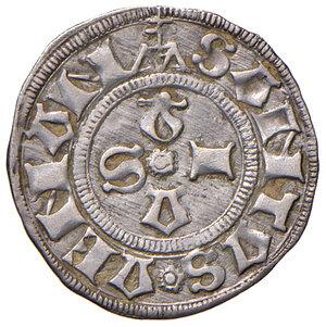 reverse: Camerino. Governo popolare (sec. XV). Bolognino AG gr. 0,75. CNI 44. Buon BB 100