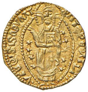 reverse: Chio o Mitilene. Anonime dei secc. XIV-XV. Imitazione del ducato veneto AV gr. 3,52.  q.SPL