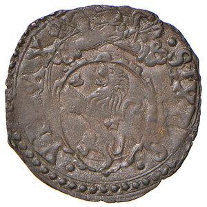 obverse: Fano. Sisto V (1585-1590). Quattrino MI gr. 0,55. Muntoni 117. Berman 1376. Ciavaglia 46. MIR 1372/2. q.SPL