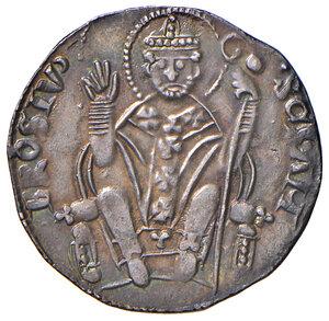 reverse: Milano. Prima Repubblica (1250-1310). Ambrosino AG gr. 2,89. Crippa 23. MIR 66/3. MEC12, 573. Bellissima patina di medagliere, migliore di SPL