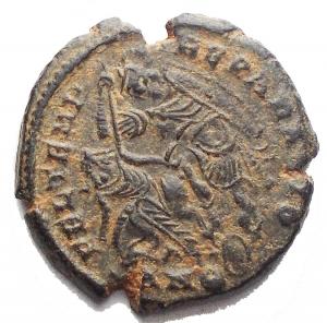 reverse: Varie - Costanzo II. 337-355 d.C. Ae. gr 3,04. mm 17,05. BB-qSPL