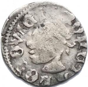 obverse: Ungheria. Louis I° d Anjou 1342-1382. Denar. gr 0,47