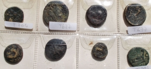 obverse: Lotti - Evo antico Insieme di 8 esemplari a. ex Bolaffi