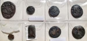 obverse: Lotti - Evo antico Insieme di 8 esemplari c. ex Bolaffi