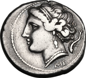 obverse: Central and Southern Campania, Neapolis. AR Didrachm, c. 275-270 BC