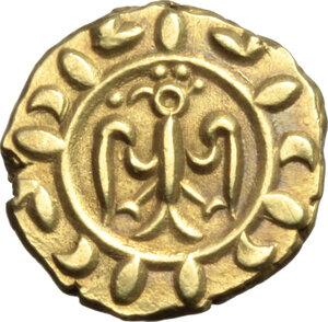 Brindisi.  Federico II (1197-1250). Multiplo di tarì, 1231-1250, Brindisi