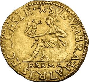 Parma.  Paolo III (1534-1549), Alessandro Farnese. Scudo