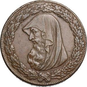 obverse: Great Britain.  Parys Mine Company, Thomas Williams, (1737-1802). Penny (Token) 1787
