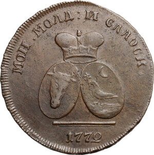 Russia.  Catherine II