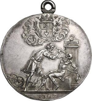 obverse: Switzerland. Prize medal (1791)