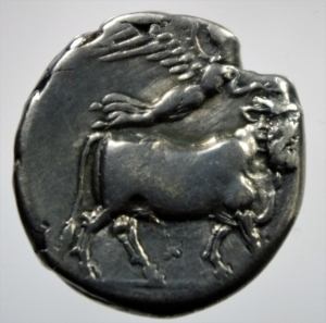 reverse: neapolis nomos