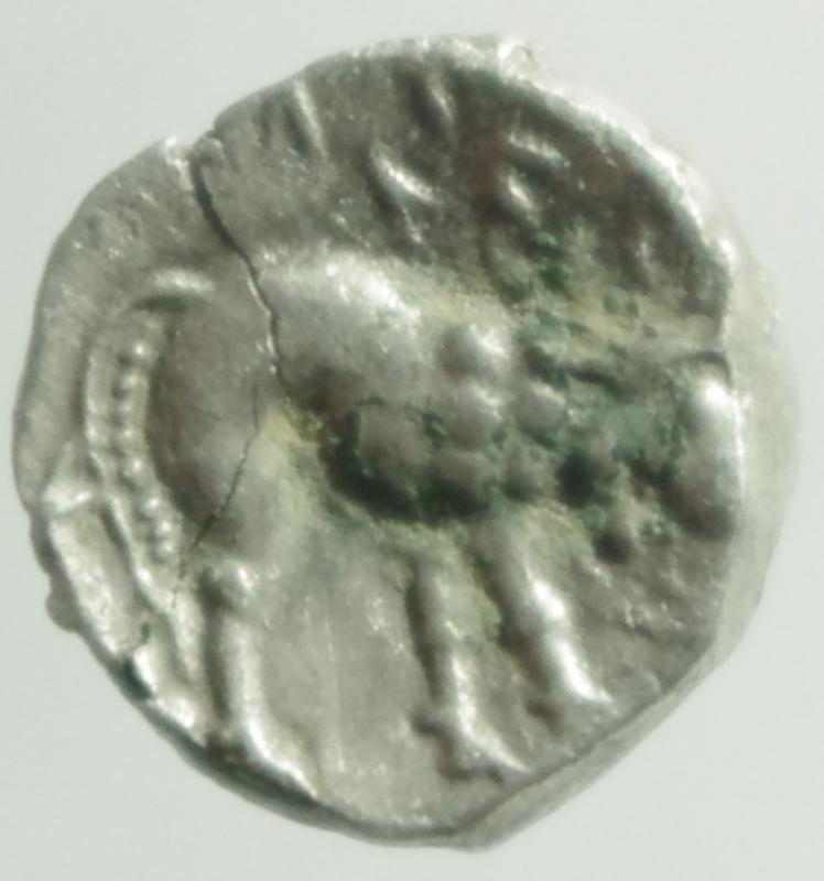reverse: insubri dracma