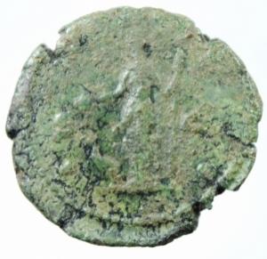 reverse: Impero Romano. Crispina, moglie di Commodo, deceduta nel 183 d.C. Asse.