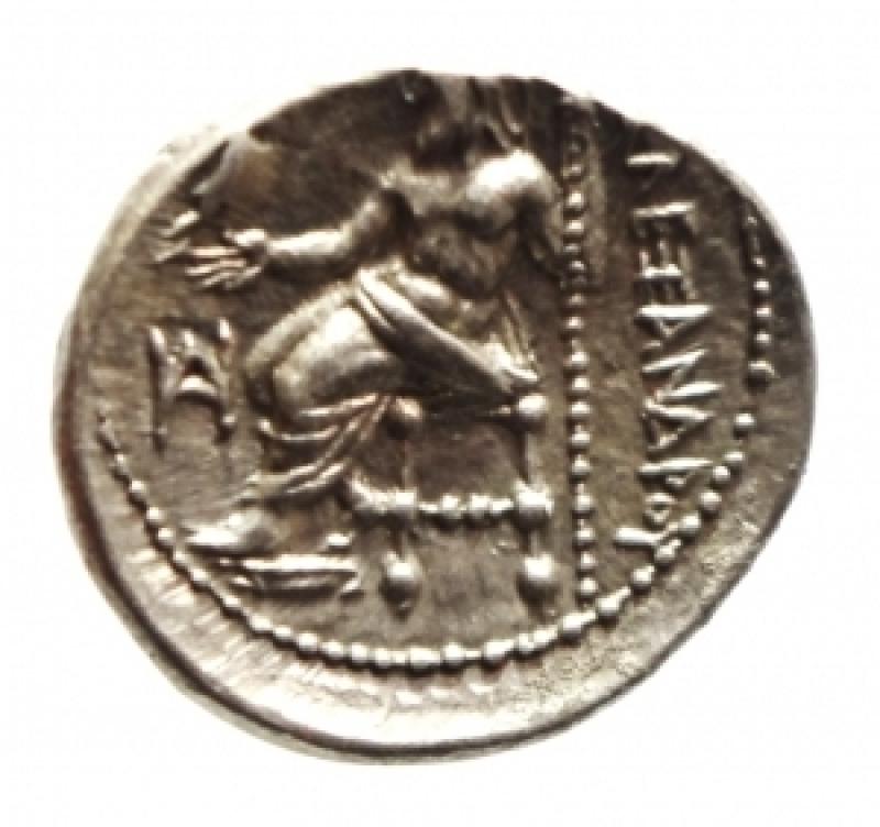 reverse: dracma mileto