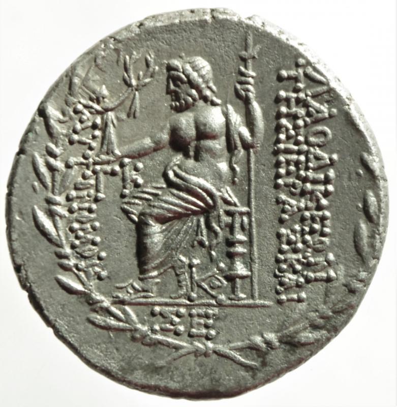reverse: laodicea a mare tetradracma