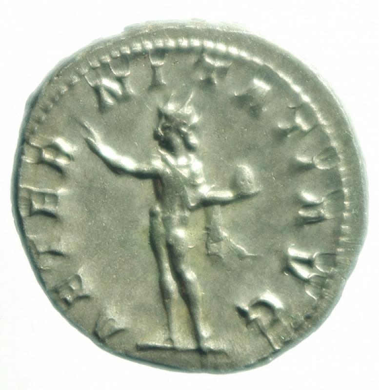 reverse: gordiano III antoniniano