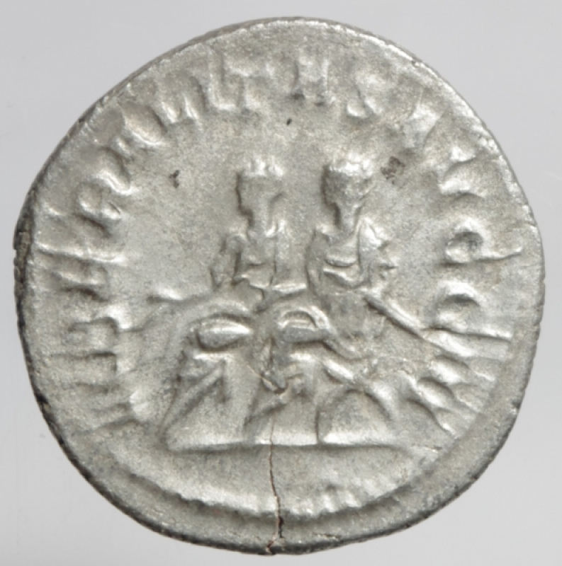 reverse: filipppo II antoniniano