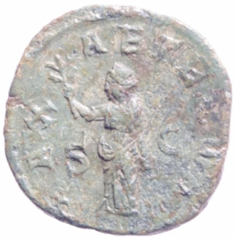 reverse: sesterzio filippo II