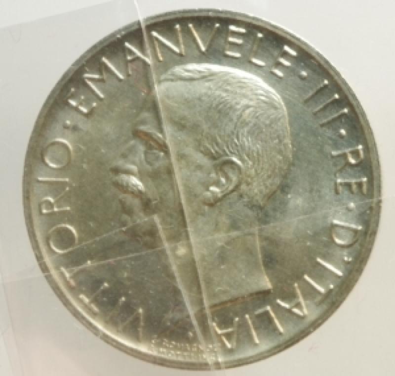 reverse: aquiletta 1930 periziata