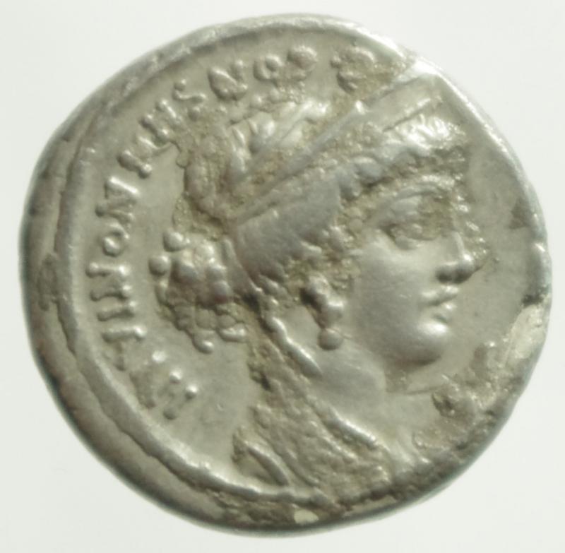 obverse: considia denario