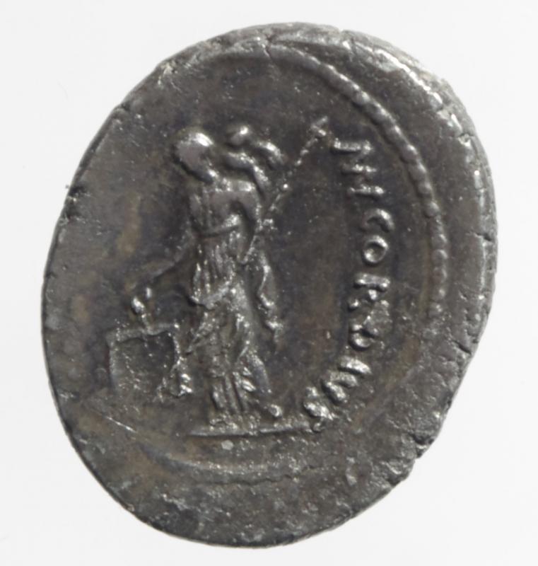 reverse: denario cordia