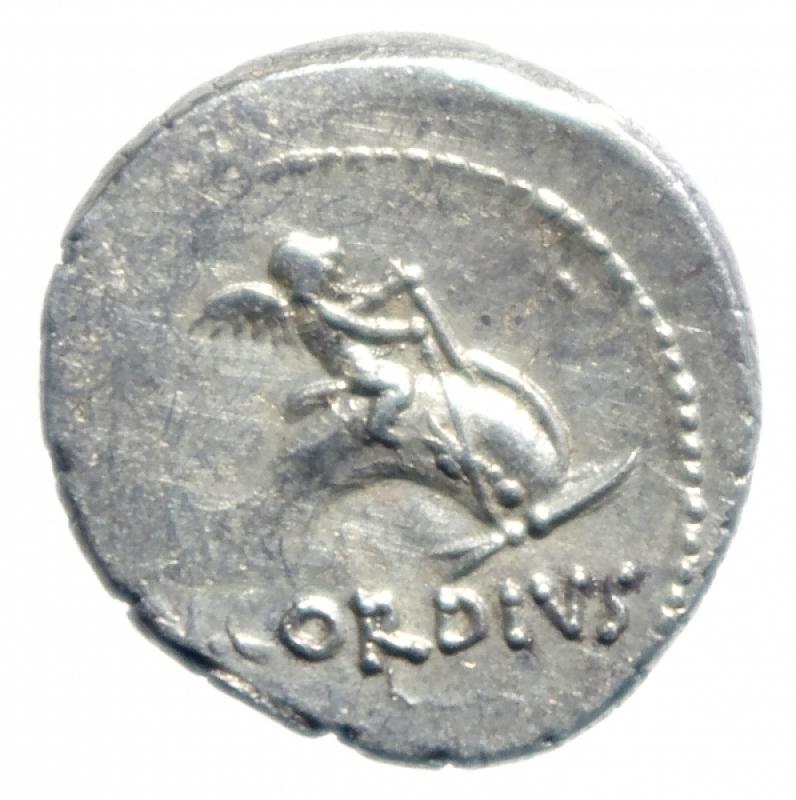 reverse: cordia denario