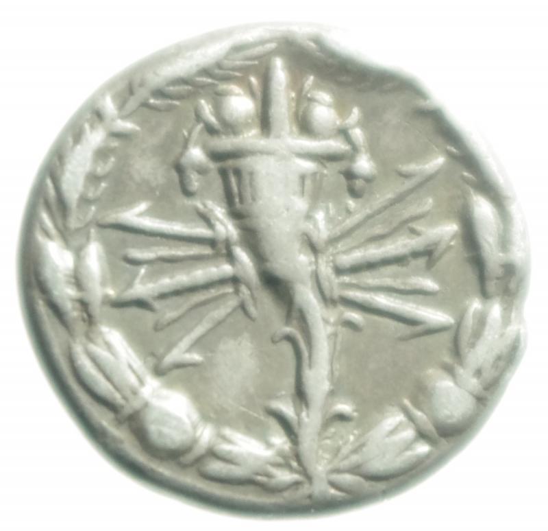 reverse: fabia denario