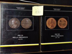 obverse: CUSUMANO/MODESTI - Pio XI/Pio XII 2 volumi