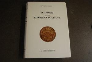 obverse: LUNARDI G. Le Monete della Repubblica di Genova