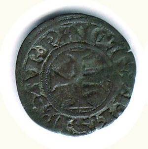 obverse: CHIARENZA Filippo di Savoia - Denaro Tornese