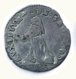 obverse: PESARO - Francesco Maria Sforza (1574-1624) - Paolo