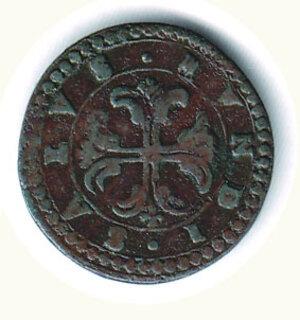 reverse: PIACENZA - Odoardo Farnese - Sesino