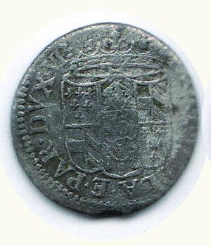 obverse: PIACENZA - Ranuccio II Farnese (1646-1694) - 10 Soldi