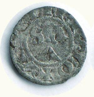 obverse: RAVENNA - Anonime arcivescovili (1232-1300) - Denaro.