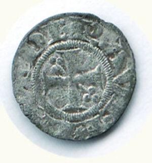 reverse: RAVENNA - Anonime arcivescovili (1232-1300) - Denaro.
