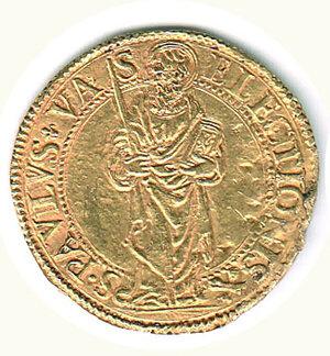 obverse: ROMA - Paolo III (1534-1539) - Scudo d'Oro