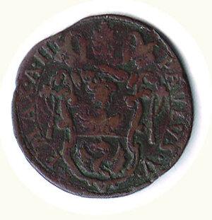 reverse: ROMA - Paolo V (1605-1621) - Quattrino - MIR 1566/10.