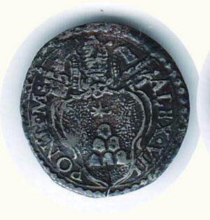 obverse: ROMA - Alessandro VII (1655-1667) - Grosso