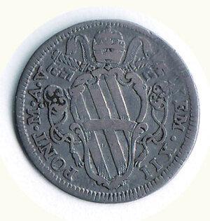 reverse: ROMA - Clemente XII - Giulio - A. V.