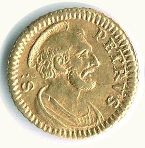 obverse: ROMA - Sede vacante 1740 - Camerlengo Albani - 1/2 Scudo.